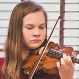 Ellen Maloney, violin