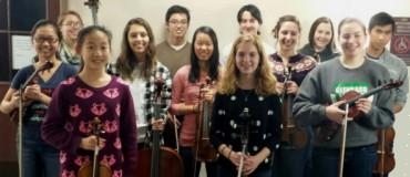 Camerata Chicago Academy Orchestra