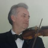 Drostan Hall, Violin