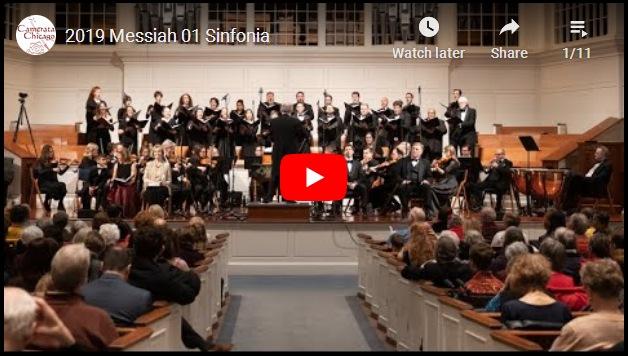 Handel Messiah 2019
