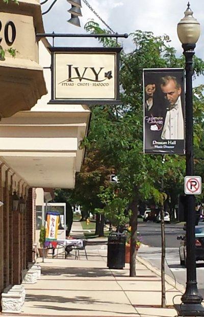 Camerata Chicago Music Director Drostan Hall Banner Wheaton 20150812 0400x0619