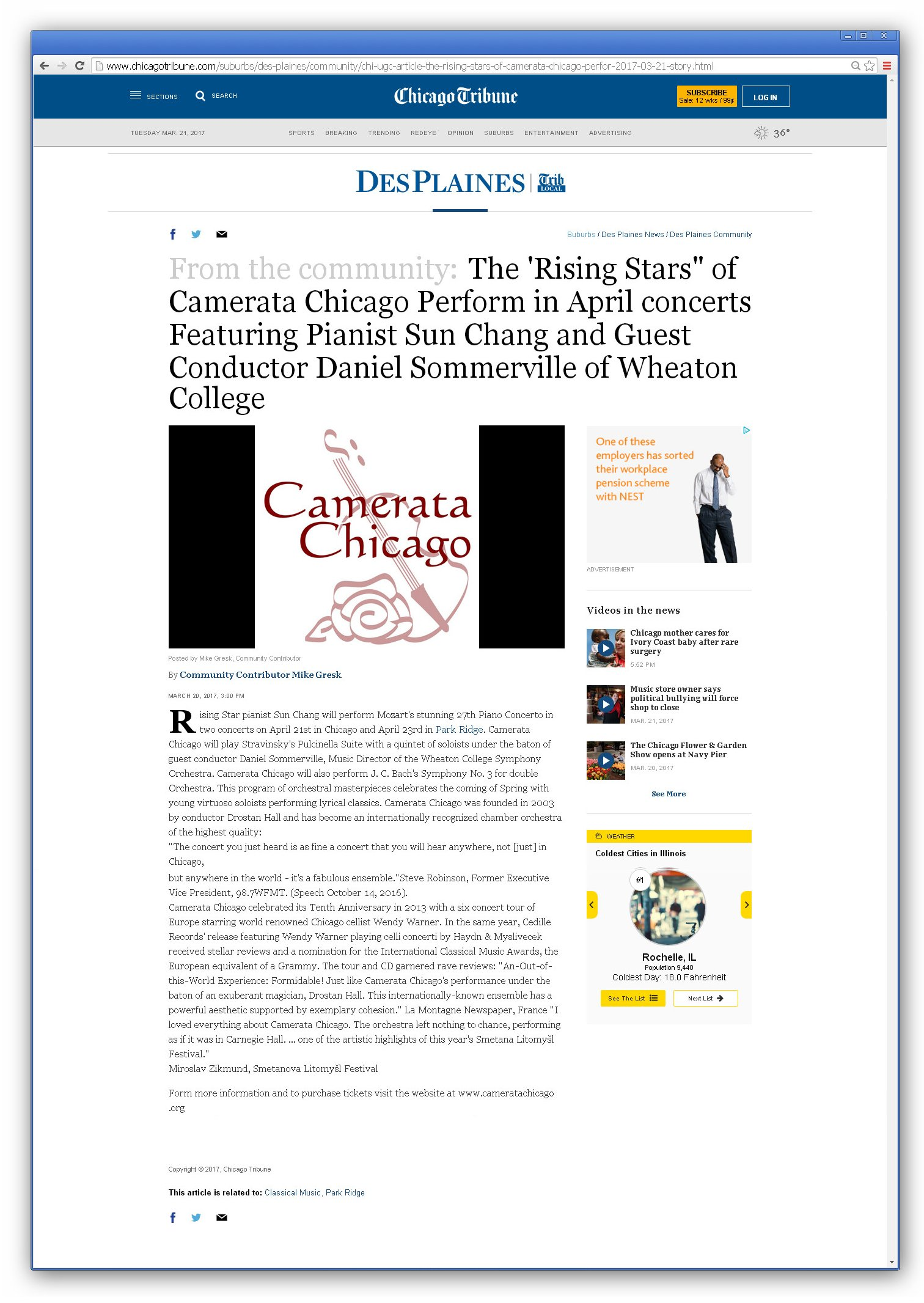 2017-04 RISING STAR ARTICLE 2017-03-21 by Mike Gresk
