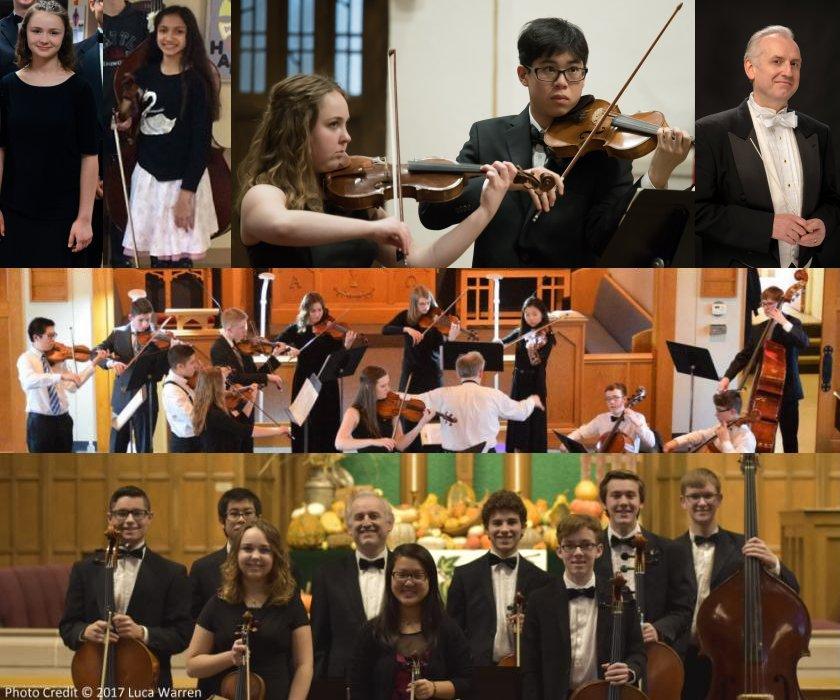 Academy Fall Semester Concert: Baroque Concerti