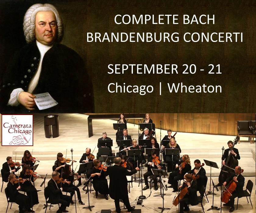 Complete Bach Brandenburg Concerti