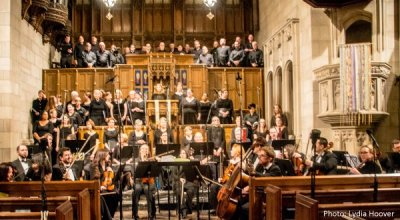 Fourth Church Choral Society with Camerata Chicago