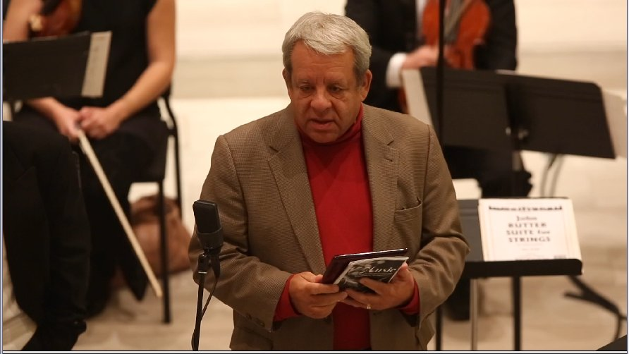 Steve Robinson, former Executive Director at 98.7WFMT