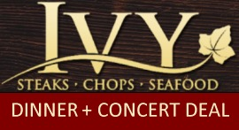 Special 'Veuve & Vivaldi' event blog post: dinner + concert deal at The Ivy
