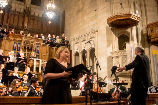 2016 Mozart C Minor Mass Nov 11 | Camerata Chicago
