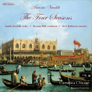 Vivaldi Four Seasons DMD09012018 Album Art Front Cover CD