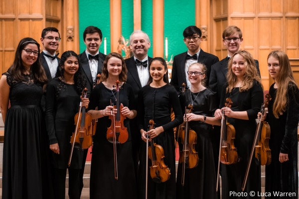 The Academy Orchestra November 2018